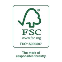 FSC<sup>®</sup> – FOREST STEWARDSHIP COUNCIL<sup>®</sup>